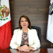 Dra. María Esther Avelar Álvarez, Rectora UDGVirtual